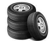 4 X Bridgestone DUELER HL ALENZA P285/45R22 110H Premium All Season Tires