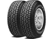 2 X New Hankook RF10 DYNAPRO AT-M P255/65R16 106T OWL All Terrain Tires
