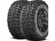 2 X New Cooper Discoverer STT Pro LT305/60R18 121Q E RWL All Terrain Mud Tires