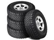 4 X New BF Goodrich All Terrain T/A KO2 LT265/70R18 124/121R RWL 10P E Tires