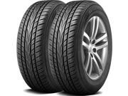 2 X Yokohama Avid Envigor 235/65R18 106H Versatile All Season Performance Tires