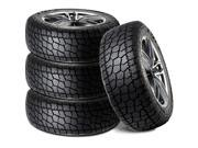 4 X New Radar Renegade AT-5 245/70R17 119/116S Off Road All Terrain Tires