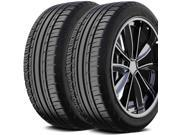 2 X Federal Couragia FX 235/50R18 97V All Season High Performance Tires