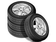 4 X New Sumitomo HTR A/S P02 225/50/16 96V BW All Season High Performance Tires