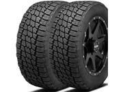 2X New Nitto Terra Grappler G2 LT325/60R20 E/10 126/123S All Terain Radial Tires