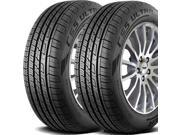 2 X Cooper CS5 Ultra Touring 205/65R15 99H All Season Superior Performance Tires