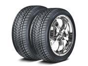 2 X Sumitomo HTR Z 315/35/17 93Z BSW Tires