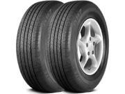2 X New Delinte Thunder D7 245/35ZR19 97W Ultra High Performance Tires 245/35/19
