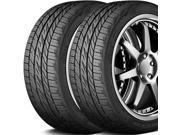 2 X New Nitto Motivo 225/50ZR17 XL 98W All Season Ultra High Performance Tires