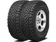 2 X New BF Goodrich All Terrain T/A KO2 LT265/70R17 121/118S RWL 10P E Tires