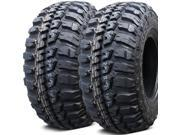 2 X Federal Couragia M/T 285/75R16 120/123Q 10Ply Off Road All Terrain Mud Tires
