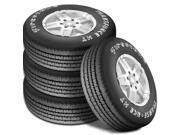4 Firestone Transforce HT LT235/85R16 120R BW E Heavy Duty All Season Tires