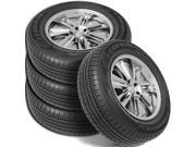 4 X New Federal Formoza Gio 175/70R14 84H M+S All Season High Performance Tires