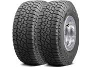 2 X Falken Wild Peak A/T3W LT35X12.50R20 121R All Terrain Any Weather Tires