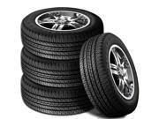 4 X BF Goodrich Long Trail T/A Tour P265/60R18 109T Performance Tires