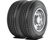 2 X BF Goodrich Commercial T/A A/S 2 LT215/85R16 115R Tires
