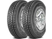 2 X New Ironman Radial A/P 255/70R16 111T OWL All Season Tires