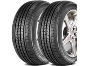 2 X New Ironman RB-12 205/65R15 94T M+S Rated All Season Performance Tires