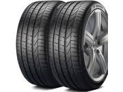 2 X New Pirelli PZero 295/35ZR21 107Y RO1 XL High Performance Tires