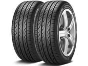 2 X New Pirelli Pzero Nero 235 30R20 Summer Tires