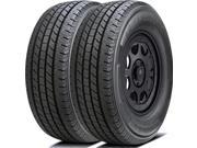 2 X Ironman ALL COUNTRY CHT LT245/75R16/10 120/116R Commercial All Season Tires