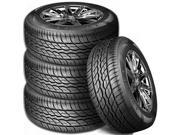 4 X Vogue Tyre Signature V Black SCT High Performance 235/60R18 107V XL Tires