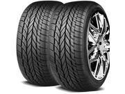 2 X New Vogue Signature V Black Ultra High Performance 215/50R17 95W XL Tires