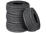 4 X New Lionhart Lionclaw HT P215/65R17 98T All Season Performance Tires