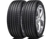 2 X New Goodyear Eagle F1 Asymmetric 3 P245/40ZR18 93Y ROF Tires