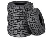4 X New Lionhart Lionclaw ATX2 LT265/75R16 123/120S All Terrain Tires