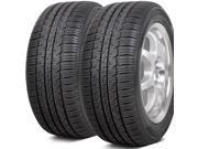 2 X New Supermax TM-1 235/75R15 105T High Performance Tires