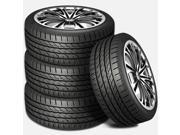 4 X New Nankang NS-25 All-Season UHP 255/35R18 94H XL Tires