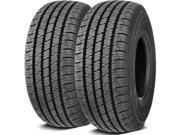2 X New Lionhart Lionclaw HT LT265/60R20 121/118S All Season Performance Tires