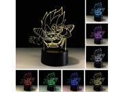 Hot Dragon Ball Monkey 3D Night Lamp Super Saiyan Goku Action Figure Child Gifts 9SIAE6Y6JY3226