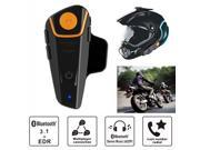 BT-S2 1000m Bluetooth Motorcycle Helmet Intercom Headset Interphone Handsfree 9SIAE7864K0997