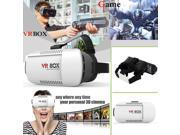 3D VR BOX Virtual Reality Glasses Google Cardboard Headset for Sony Samsung Note 9SIAE7864S3066