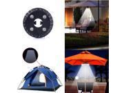 28 LED Outdoor Umbrella Night Camping Lamp Pole Light Patio Yard Garden Lawn 9SIV1486RR6986