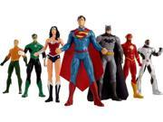 "NJ Croce Justice League 8"""" Bendable Figure Boxed Set"" 9SIAE7U6209601"