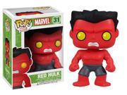 Funko POP Marvel: Red Hulk Action Figure 9SIAE7U6205755