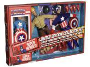 "Diamond Select Toys Marvel Retro Captain America Action Figure Set, 8"""""" 9SIAE7U6208371"