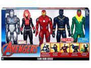 Marvel Avengers Titan Hero Series Exclusive 5 Figure Set 9SIAE7U6209908