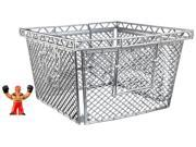 WWE Rumblers Rey Mysterio Figure with Deluxe Steel Cage Accessory 9SIAE7U6206793