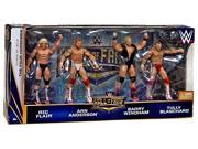 The Four Horsemen Hall of Fame WWE Elite 4 pack figures Ric Flair Arn Anderson Barry Windham Tully Blanchard 9SIAD247AY6679