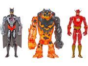 Batman Unlimited Molten Mayhem Batman & The Flash Vs. Clayface Figure 3-Pack 9SIAE7U6207170