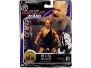 WWE Wrestling Build N' Brawl Series 8 Mini 4 Inch Action Figure Big Show 9SIAE7U6205659