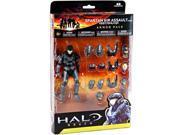 Halo Reach Series 4 Steel Spartan Air Assault Custom ODST EVA CQC Armor Pack 9SIAE7U6205454