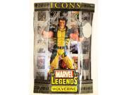 "Marvel Legends Icons 12"""" Series 1 Action Figure Wolverine [Variant Mask-Down]"" 9SIAE7U6209495"