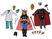 Diamond Select Toys Marvel Retro Thor Limited Edition Action Figure Gift Set 9SIAE7U6205638