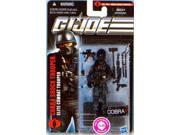 G.I. Joe Pursuit of Cobra 3 3/4 Inch Action Figure Cobra Shocktrooper 9SIAE7U6205774