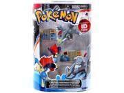 Pokemon TOMY Basic Figure 2-Pack Keldeo & Kyurem 9SIAE7U6209249